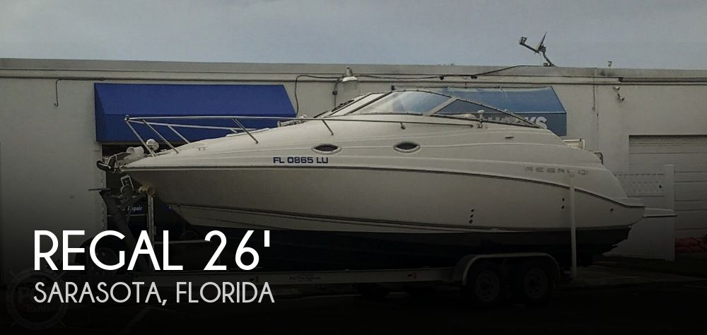 Used Regal 26 Boats For Sale by owner | 2002 Regal 26