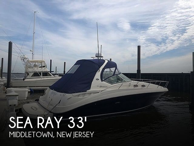 Used Sea Ray 32 Boats For Sale by owner | 2005 Sea Ray 320 Sundancer