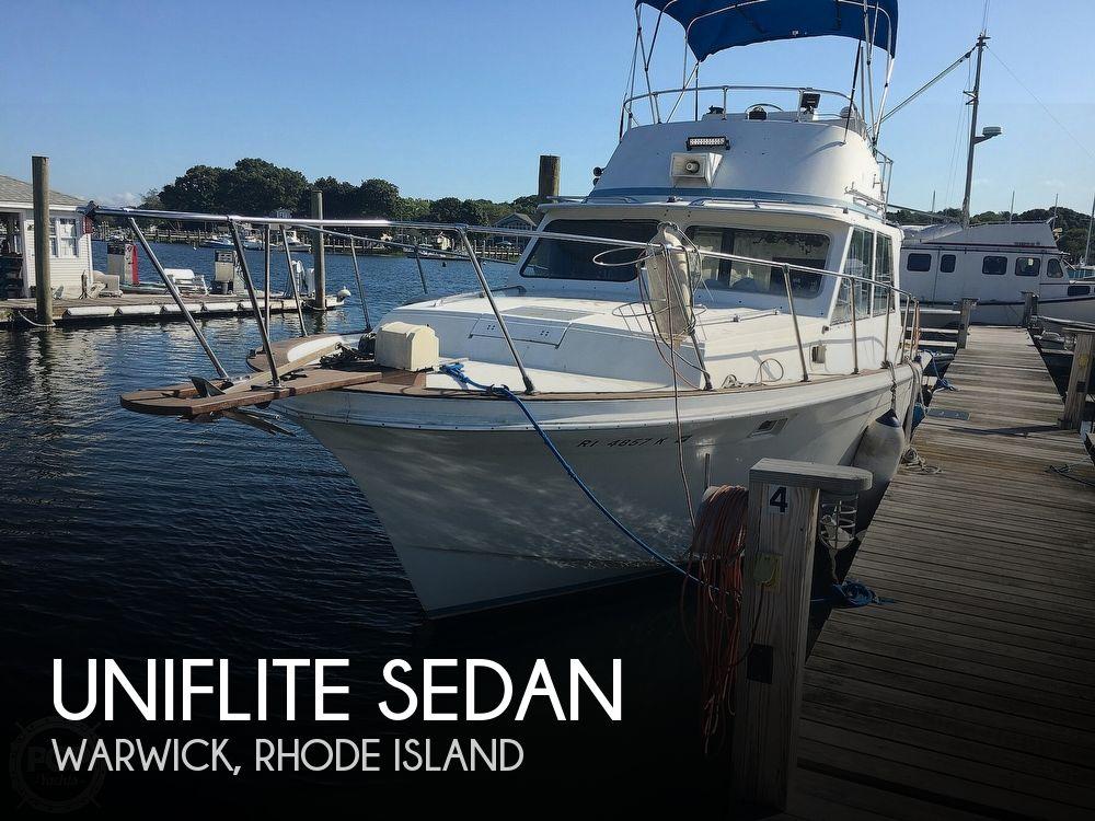 Used Uniflite Boats For Sale by owner | 1974 33 foot Uniflite Sedan