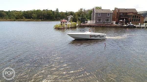 1996 Baja boat for sale, model of the boat is 240 Outlaw & Image # 7 of 40