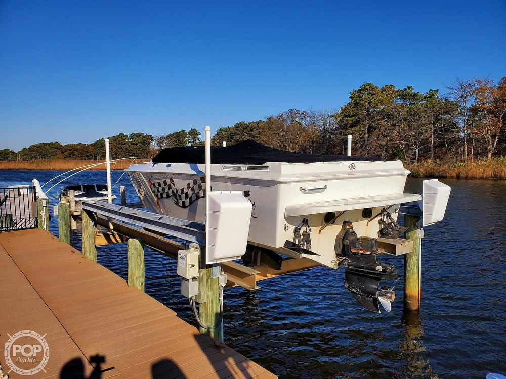 1996 Baja boat for sale, model of the boat is 240 Outlaw & Image # 8 of 40
