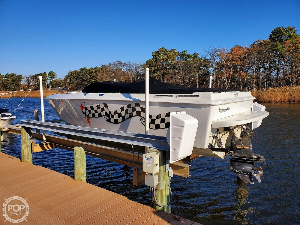 1996 Baja boat for sale, model of the boat is 240 Outlaw & Image # 25 of 40
