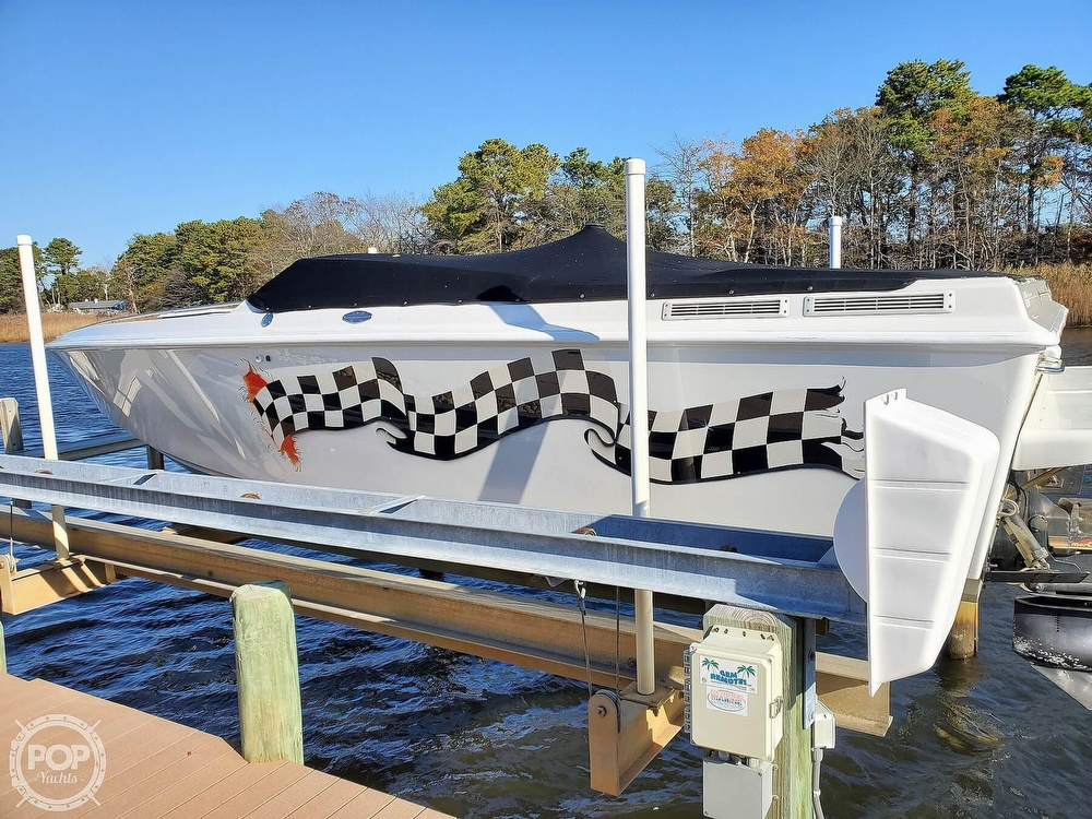 1996 Baja boat for sale, model of the boat is 240 Outlaw & Image # 29 of 40