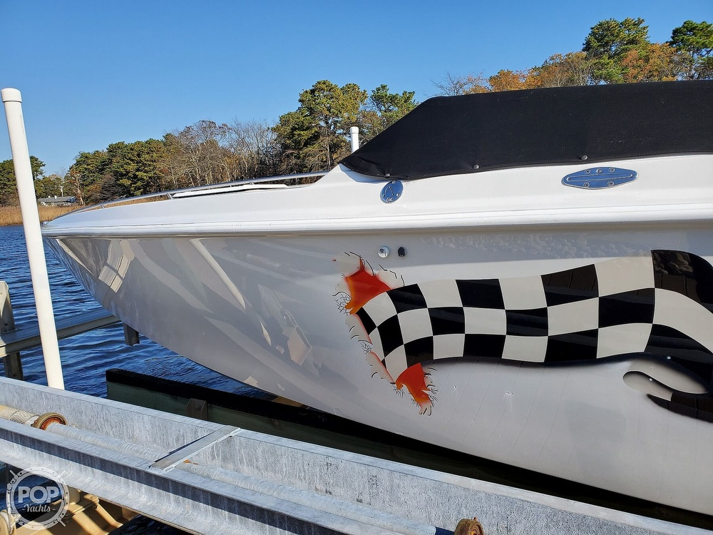 1996 Baja boat for sale, model of the boat is 240 Outlaw & Image # 31 of 40