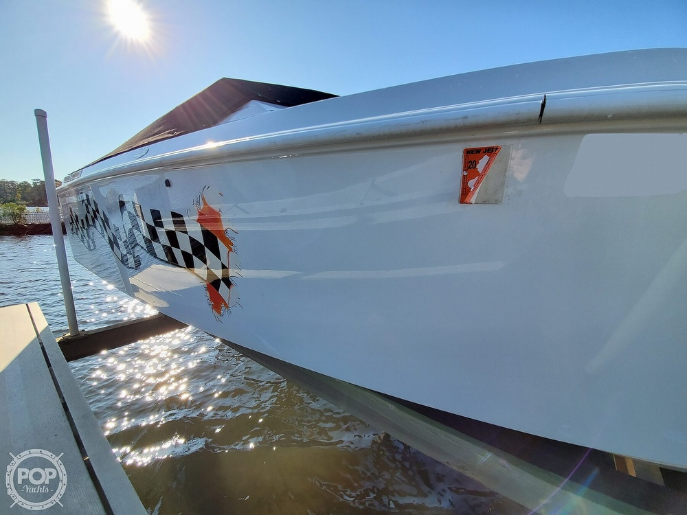 1996 Baja boat for sale, model of the boat is 240 Outlaw & Image # 34 of 40