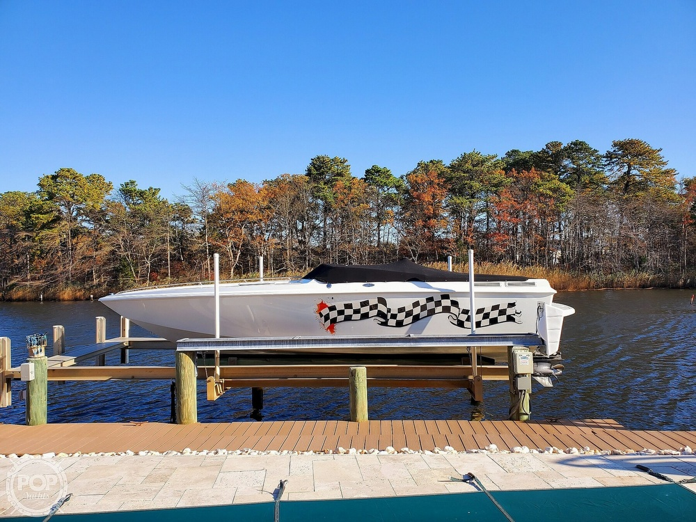 1996 Baja boat for sale, model of the boat is 240 Outlaw & Image # 6 of 40