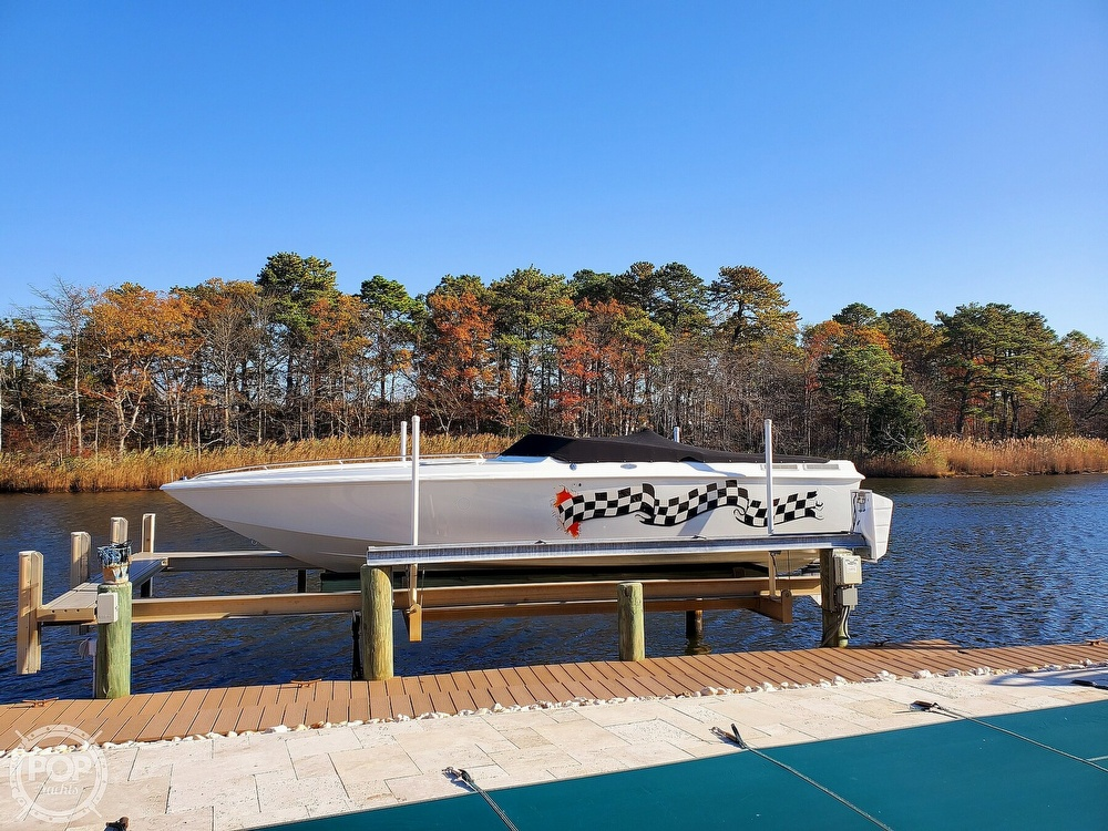 1996 Baja boat for sale, model of the boat is 240 Outlaw & Image # 35 of 40