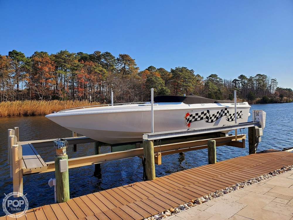 1996 Baja boat for sale, model of the boat is 240 Outlaw & Image # 36 of 40