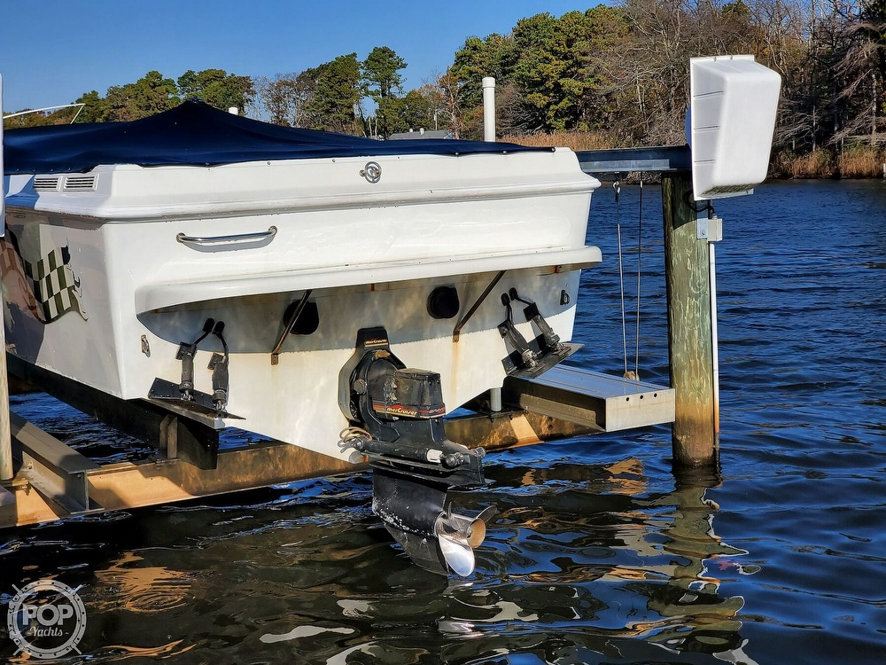 1996 Baja boat for sale, model of the boat is 240 Outlaw & Image # 13 of 40