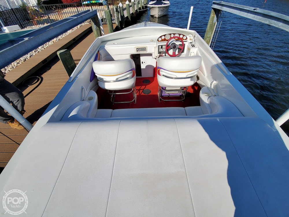 1996 Baja boat for sale, model of the boat is 240 Outlaw & Image # 16 of 40