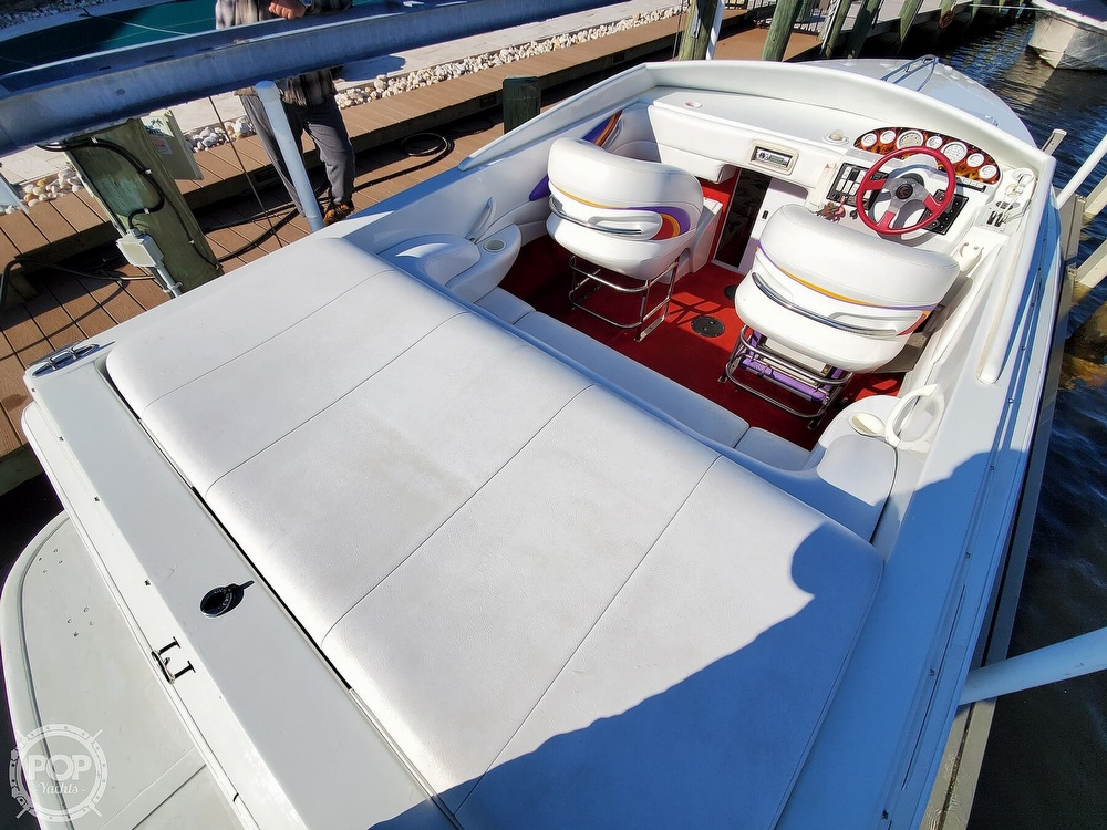 1996 Baja boat for sale, model of the boat is 240 Outlaw & Image # 4 of 40