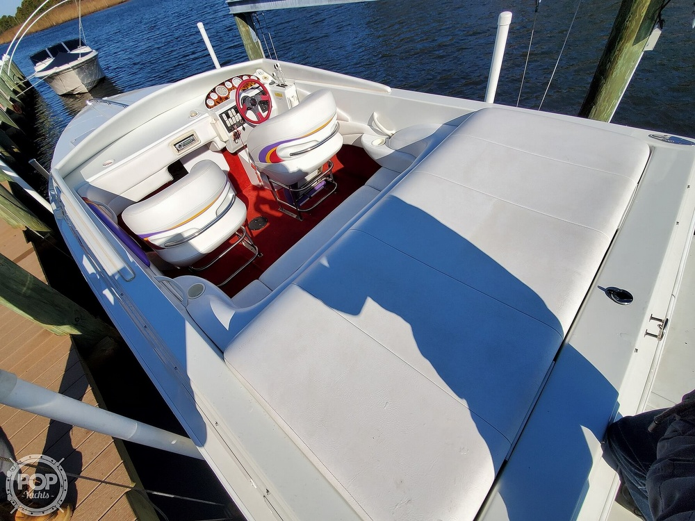 1996 Baja boat for sale, model of the boat is 240 Outlaw & Image # 17 of 40