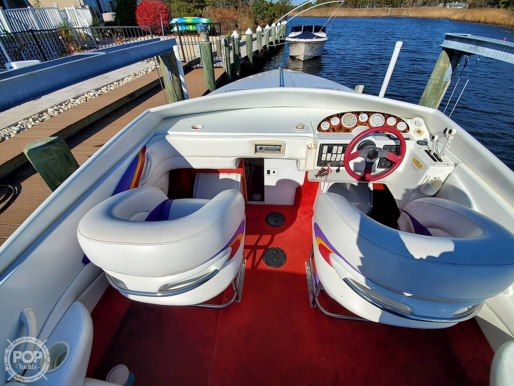 1996 Baja boat for sale, model of the boat is 240 Outlaw & Image # 18 of 40