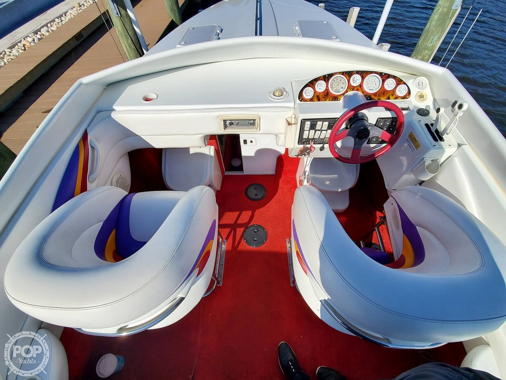 1996 Baja boat for sale, model of the boat is 240 Outlaw & Image # 5 of 40