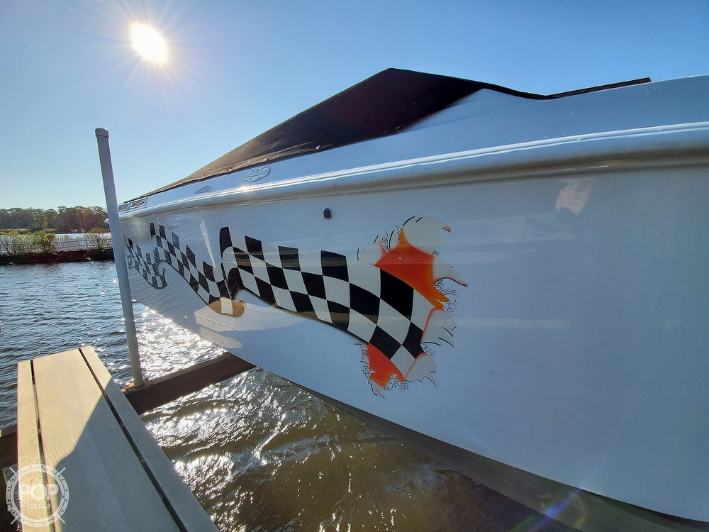 1996 Baja boat for sale, model of the boat is 240 Outlaw & Image # 12 of 40