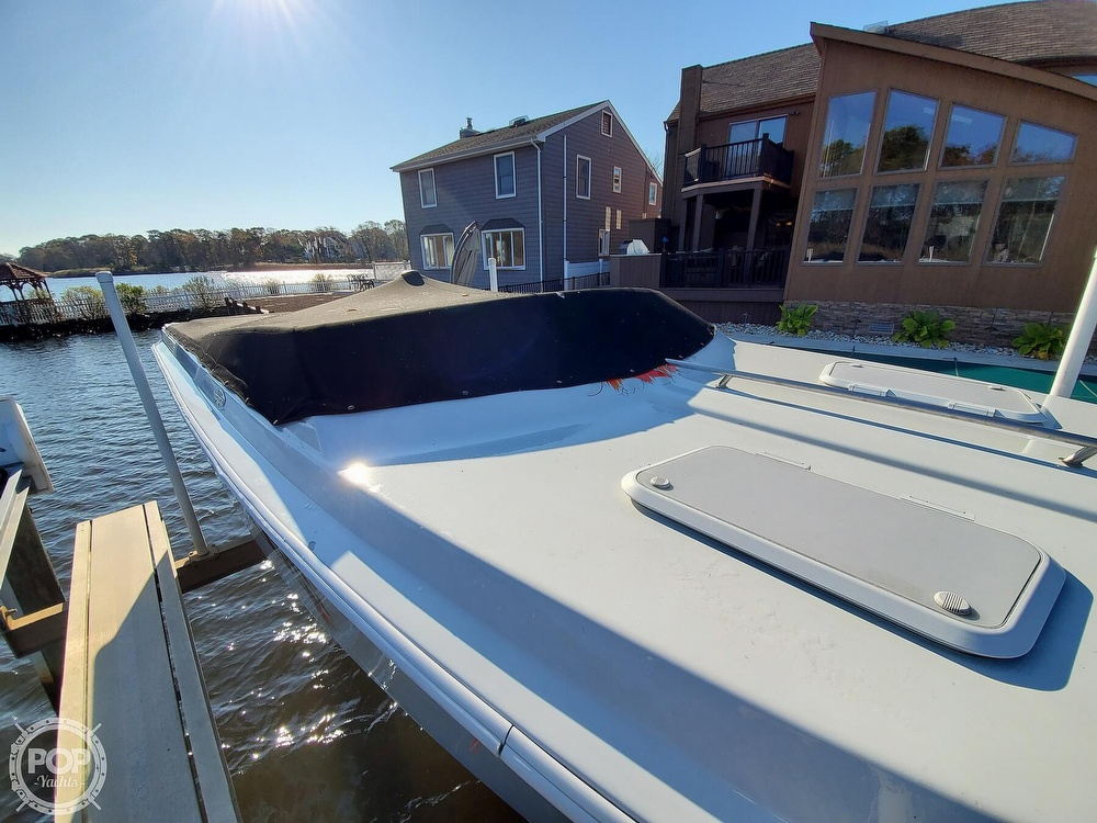1996 Baja boat for sale, model of the boat is 240 Outlaw & Image # 11 of 40