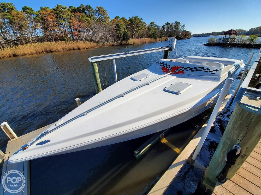 1996 Baja boat for sale, model of the boat is 240 Outlaw & Image # 15 of 40