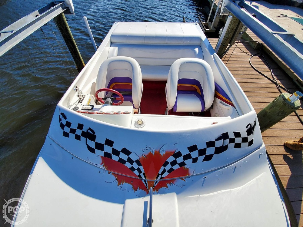 1996 Baja boat for sale, model of the boat is 240 Outlaw & Image # 21 of 40