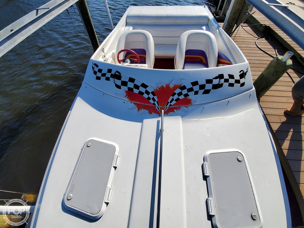 1996 Baja boat for sale, model of the boat is 240 Outlaw & Image # 20 of 40