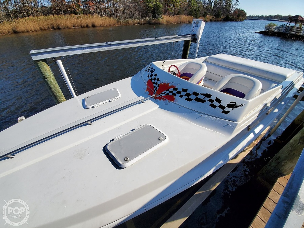1996 Baja boat for sale, model of the boat is 240 Outlaw & Image # 3 of 40