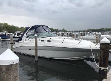 Sea Ray 320 DA, 35', for sale - $100,000