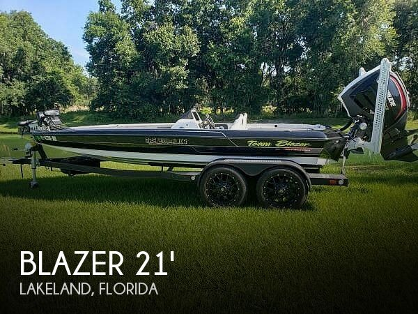 Used Blazer Boats For Sale by owner | 2019 Blazer 21 Pro Elite