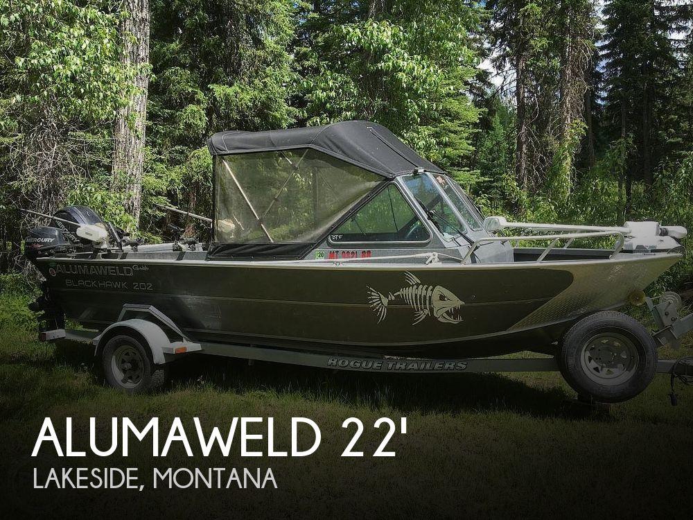 Used Alumaweld Boats For Sale by owner | 2014 Alumaweld Blackhawk 202