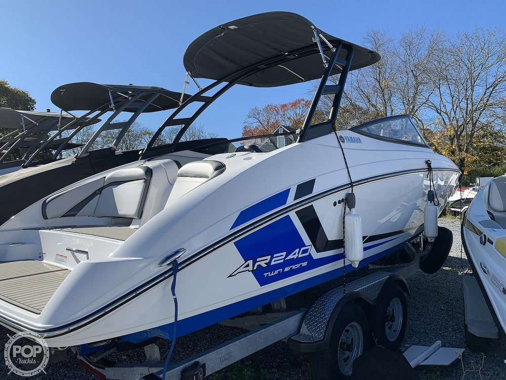2018 Yamaha boat for sale, model of the boat is AR240 & Image # 7 of 41