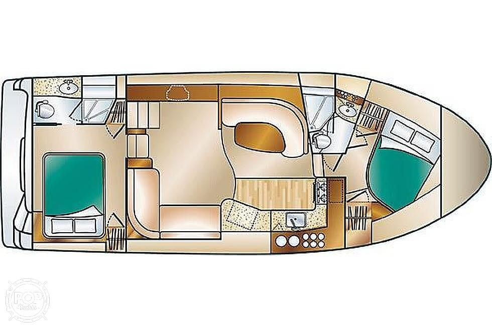 2002 Silverton boat for sale, model of the boat is 392 Aft cabin & Image # 26 of 41