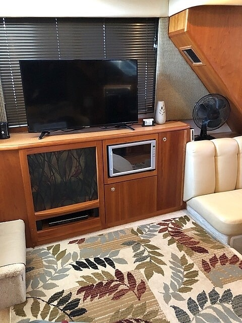 2002 Silverton boat for sale, model of the boat is 392 Aft cabin & Image # 30 of 41