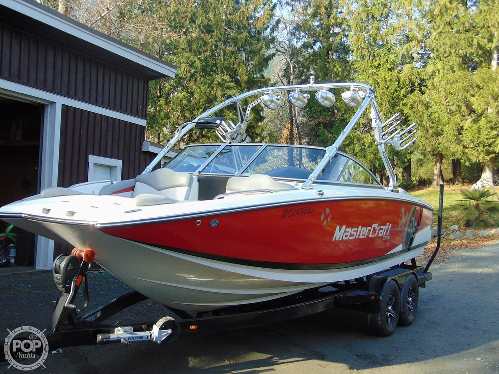 2009 Mastercraft boat for sale, model of the boat is X 35 & Image # 6 of 41