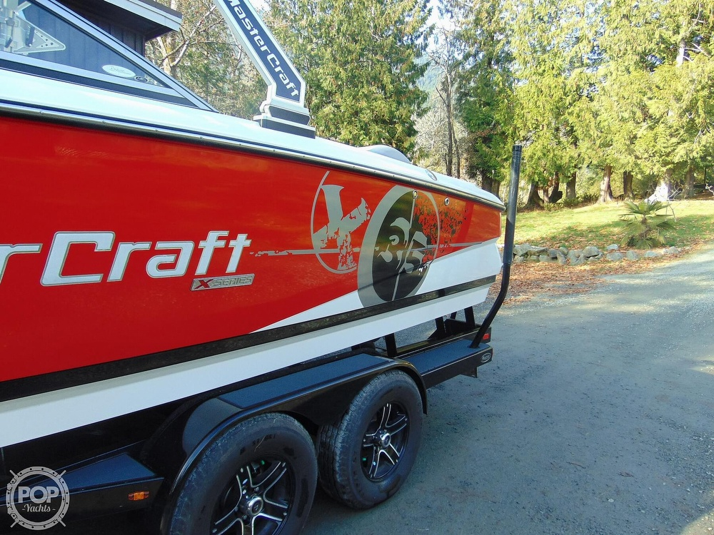 2009 Mastercraft boat for sale, model of the boat is X 35 & Image # 11 of 41