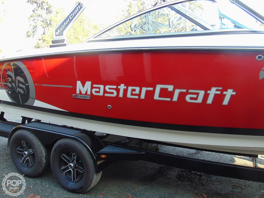 2009 Mastercraft boat for sale, model of the boat is X 35 & Image # 13 of 41