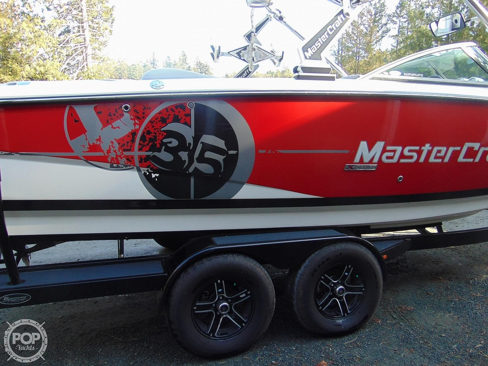 2009 Mastercraft boat for sale, model of the boat is X 35 & Image # 14 of 41