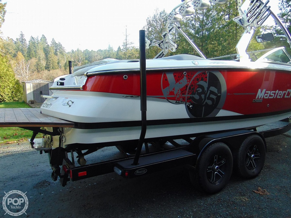 2009 Mastercraft boat for sale, model of the boat is X 35 & Image # 17 of 41