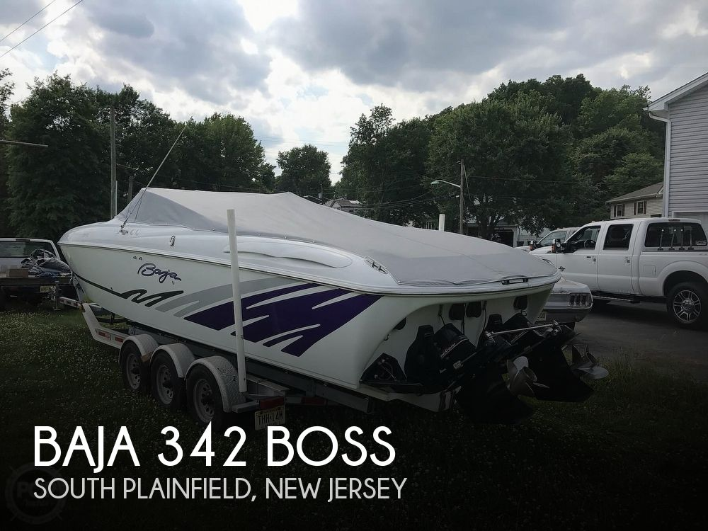 Used Baja Boats For Sale by owner | 2000 Baja 342 BOSS