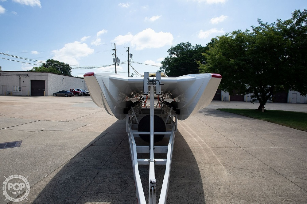 2004 MTI boat for sale, model of the boat is 39 R/P & Image # 8 of 40