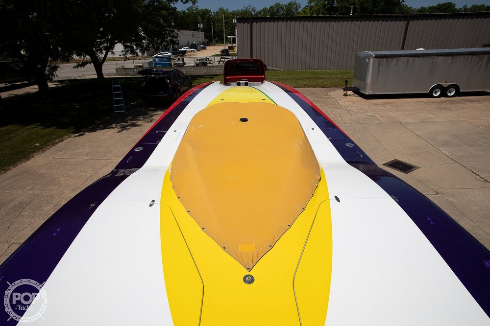 2004 MTI boat for sale, model of the boat is 39 R/P & Image # 26 of 40