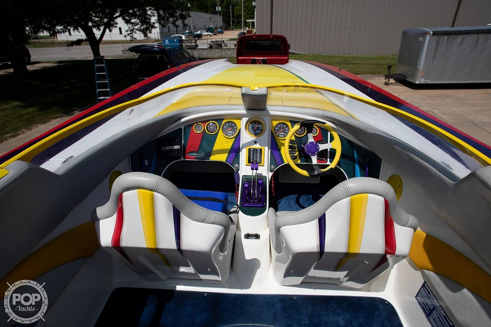 2004 MTI boat for sale, model of the boat is 39 R/P & Image # 34 of 40