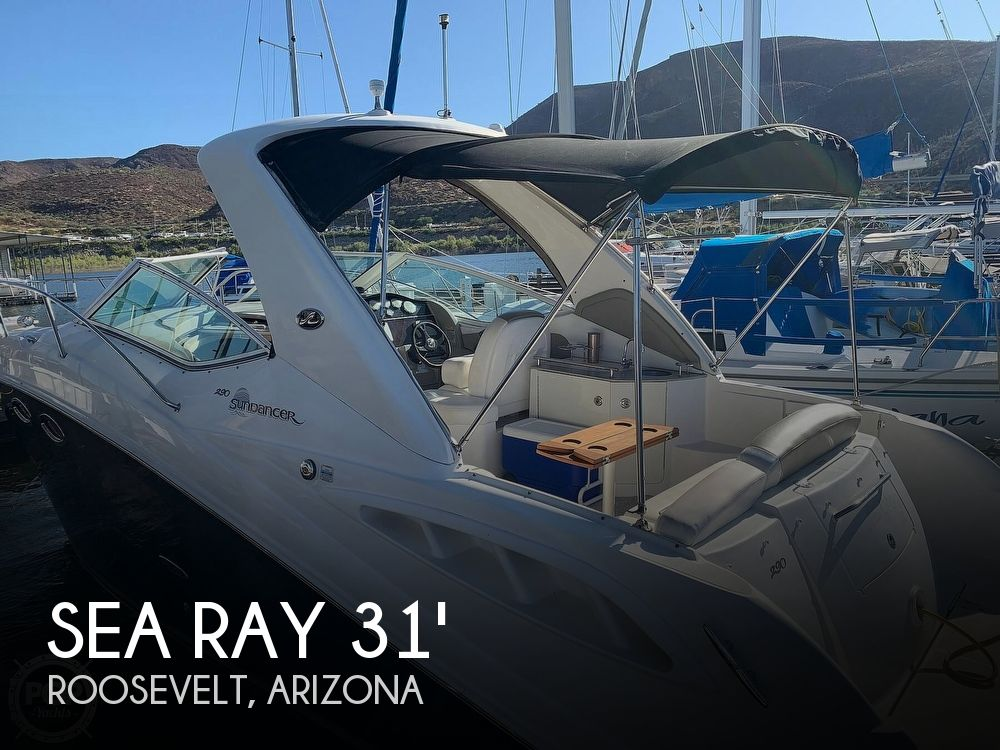 Used Sea Ray 290 Sundancer Boats For Sale by owner | 2006 Sea Ray 290 Sundancer