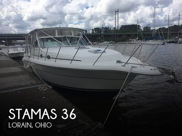 Used Boats For Sale in Canton, Ohio by owner | 1996 Stamas 36