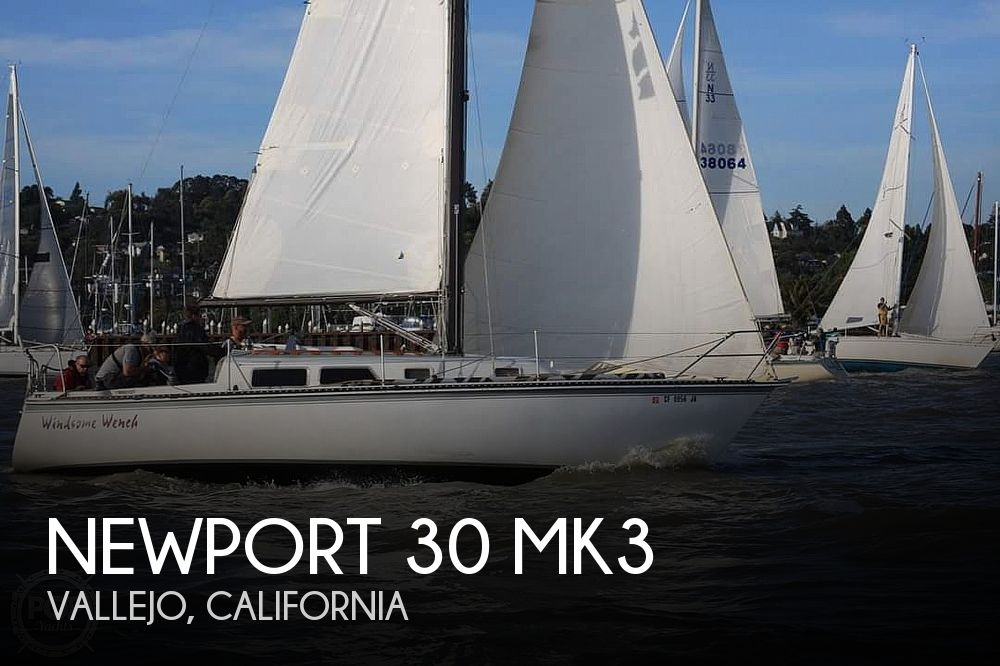 Used Newport Boats For Sale by owner | 1984 Newport 30 MK3