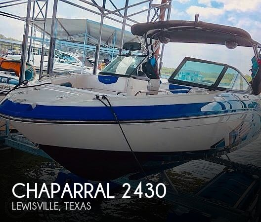 Used Chaparral VRX 2430 Boats For Sale by owner | 2017 Chaparral VRX 2430