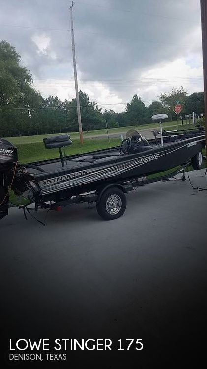 Used Lowe Fishing boats For Sale by owner | 2017 Lowe Stinger 175