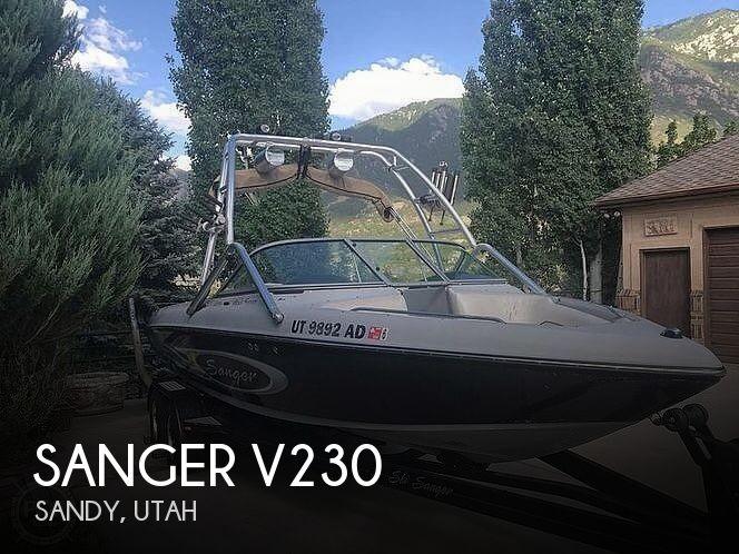 Used SANGER Boats For Sale by owner | 2006 Sanger V230