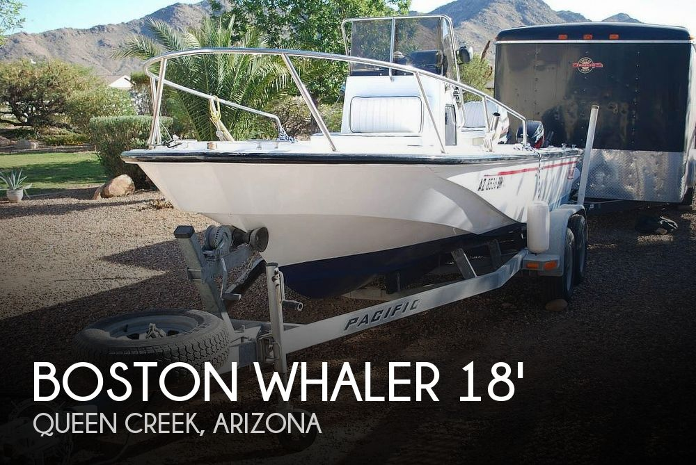 Used Boston Whaler 19 Boats For Sale by owner | 1990 Boston Whaler 190 Outrage