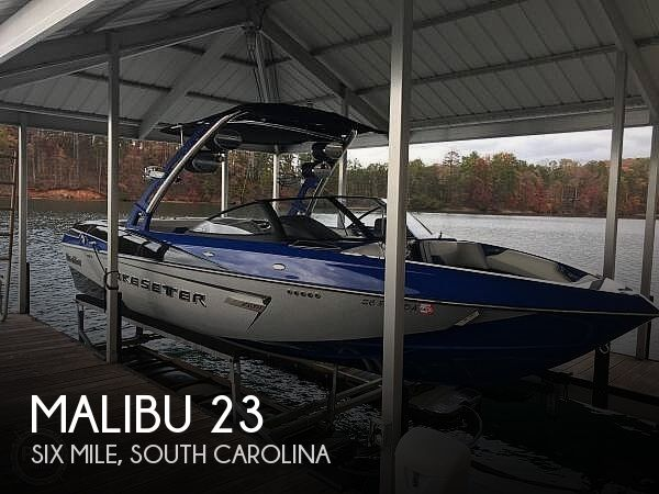 Used Boats For Sale in Asheville, North Carolina by owner | 2014 Malibu 23