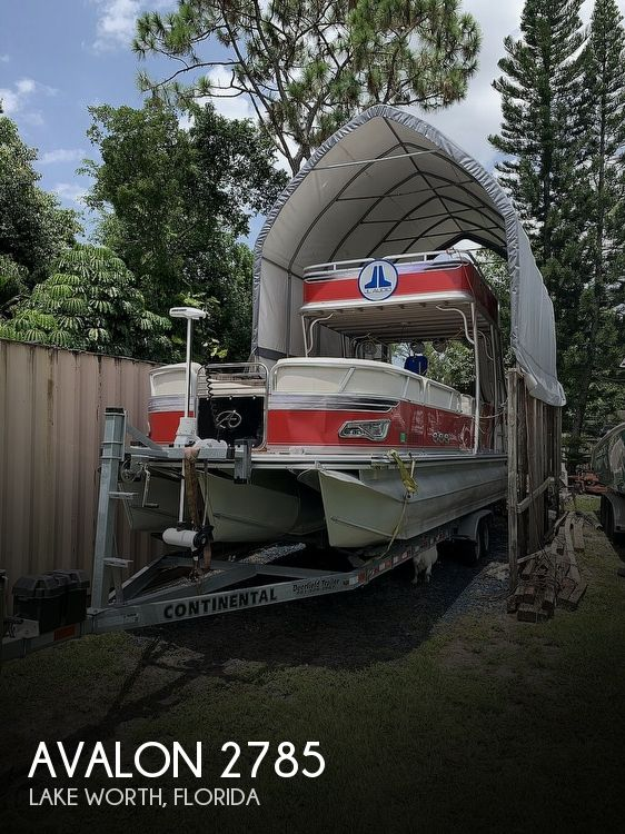 Used Avalon Boats For Sale by owner | 2013 27 foot Avalon FUNSHIP