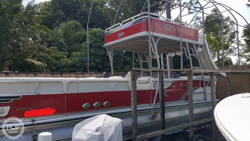 2013 Avalon boat for sale, model of the boat is 2785 FS FUNSHIP & Image # 3 of 40