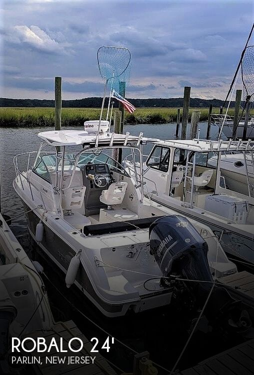 Used Robalo Boats For Sale by owner | 2009 Robalo R245 Walkaround